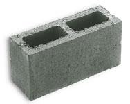 betonblok 29x19x19 hol