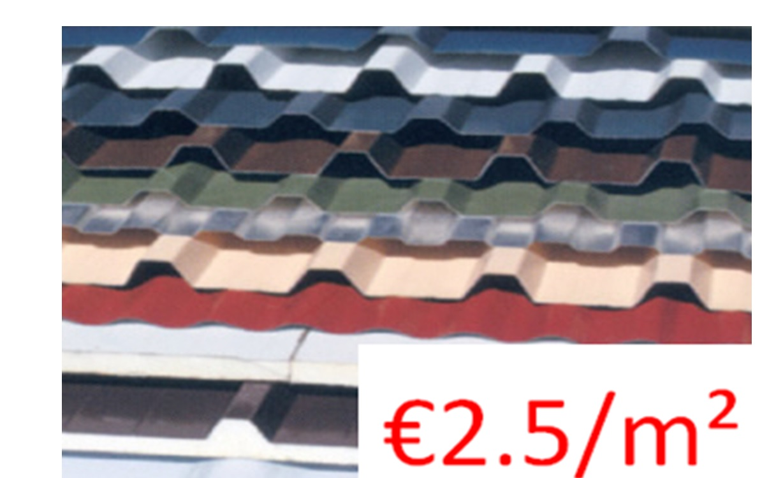 metalen PROFIELPLATEN - loten u0026 einde series --u0026gt; prijs: va. u20ac2,50 ...