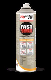 fast forward - spuitbus