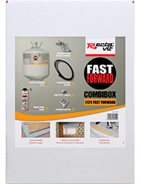 fast forward - combi-box