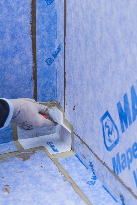 MAPEI - Waterdichtingsdoek 30x1