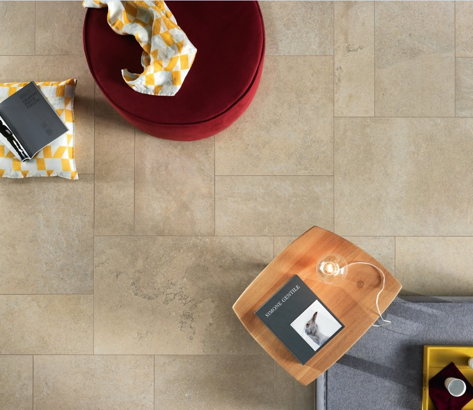 Cliffstone beige madeire rect 60x60 - LEA