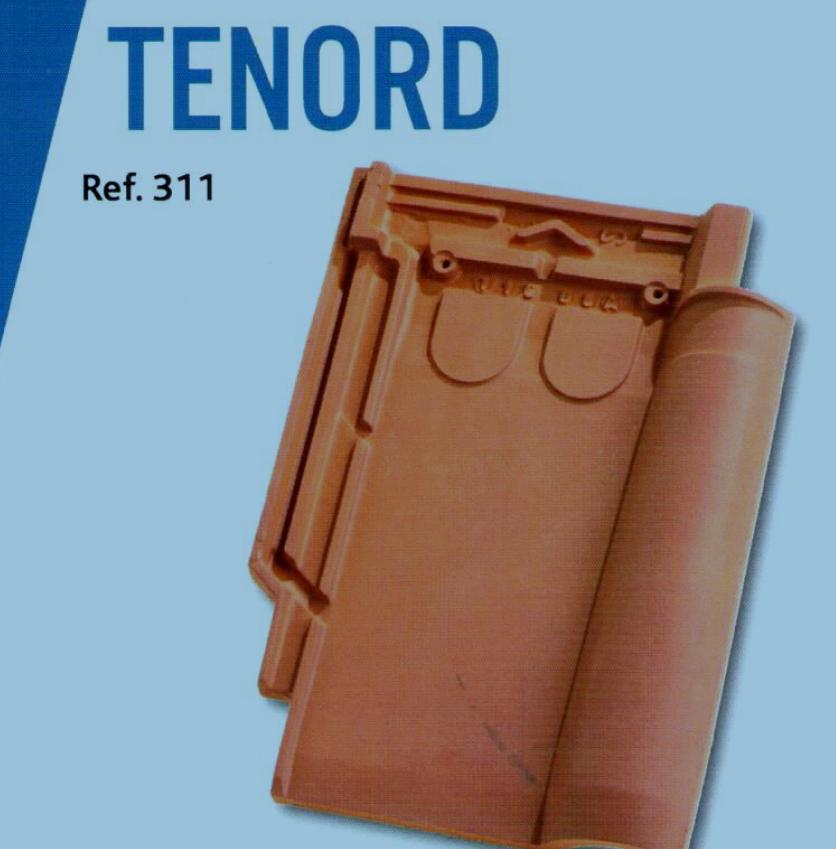IMERYS - TENORD (stormpan met dubbele sluiting )