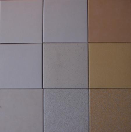 Vloertegels 21 verschillende kleuren