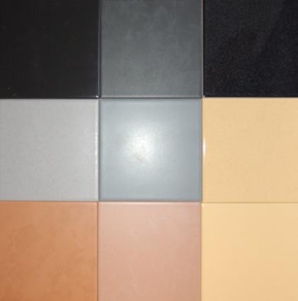 Wandtegels 18 verschillende kleuren