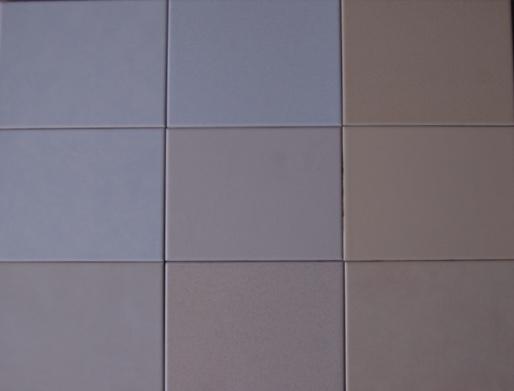Wandtegels 9 verschillende kleuren 15 x25