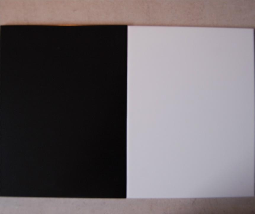 Wandtegels Zwart & Wit 25x33