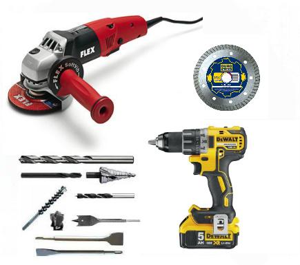 Tools & machines