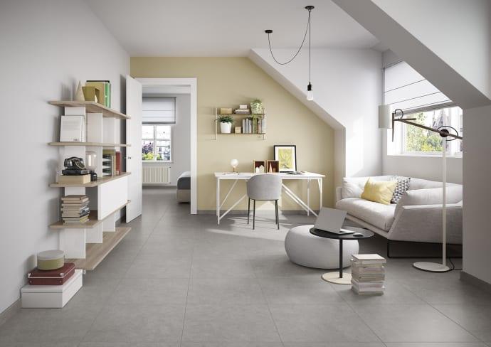 Back Home stone grey 45x45  - VILLEROY & BOCH