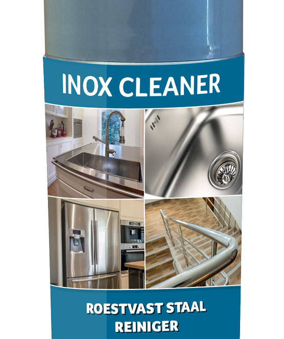 BERDY - Inox Cleaner