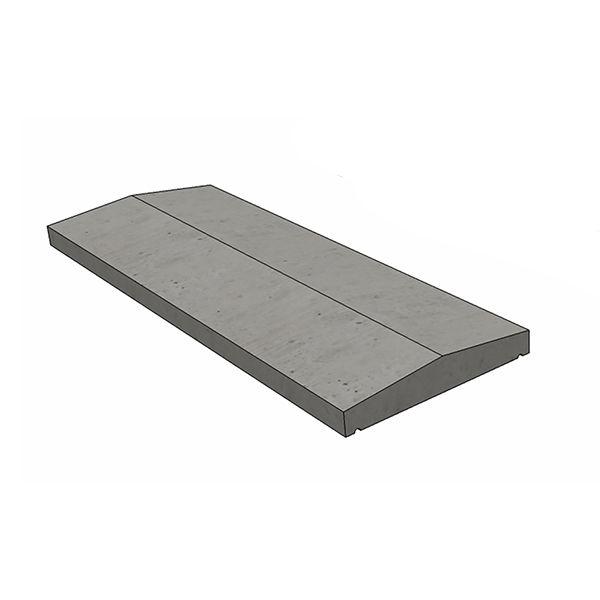 MUURKAP beton - REMACLE - couvre mur béton