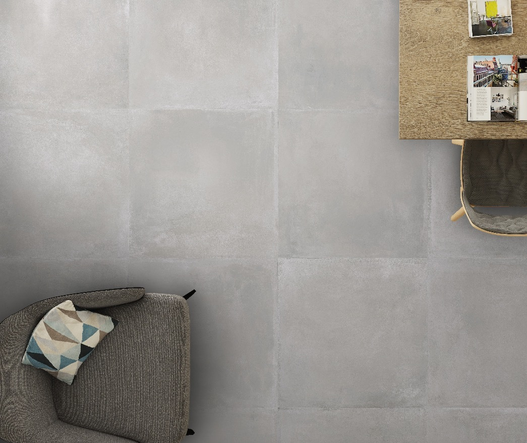 Madox gris rect. 60x60 - HALCON