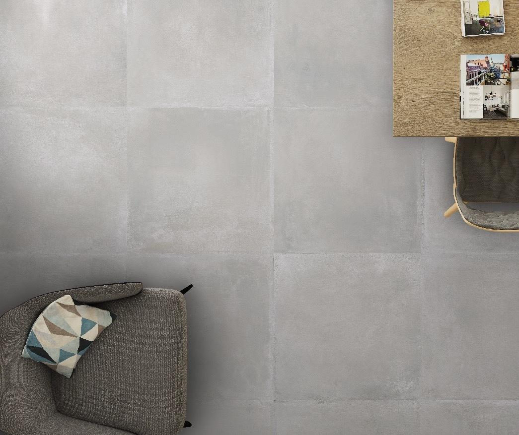 Madox gris rect. 60x60 - HALCON