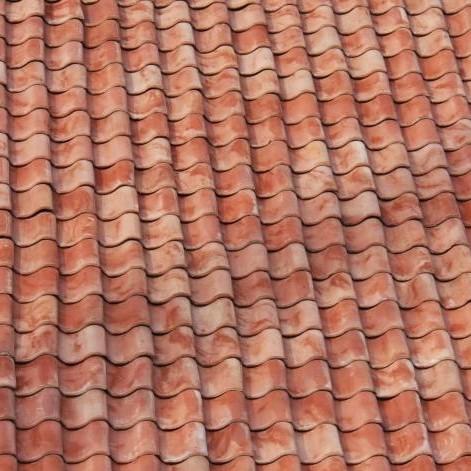 nieuwe boomse dakpan rood