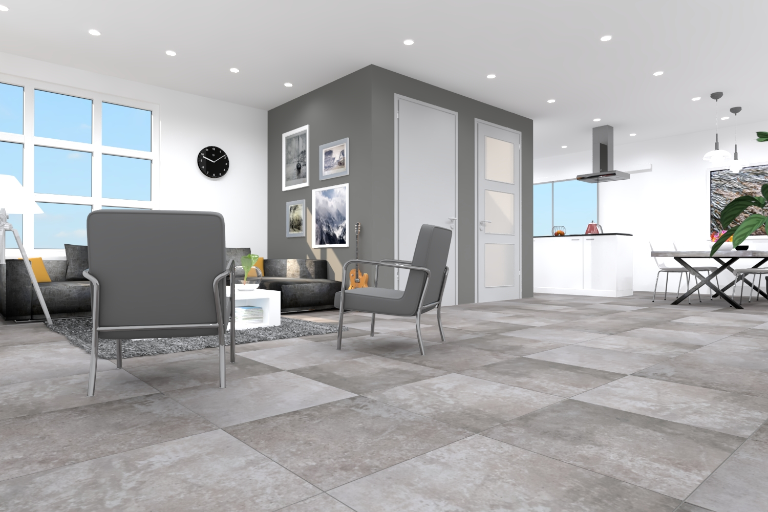 Central District 60x60 - VILLEROY & BOCH