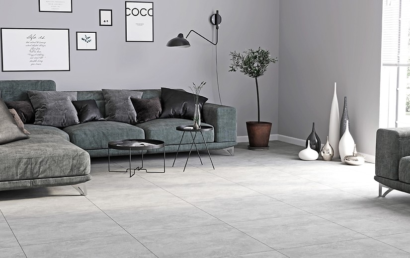 Silverpeak L.grey rect - MEISSEN