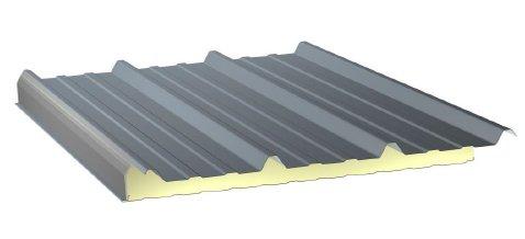 metalen profielplaten - eco paneel - geïsoleerd  3cm