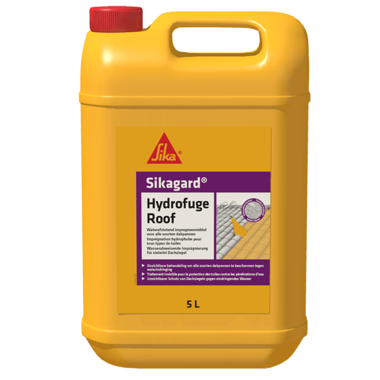 SIKAGARD HYDROFUGE ROOF